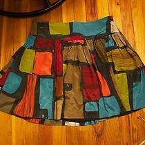 Macy's Kensie Silk Skirt Size 6 Photo
