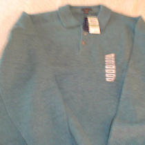 Macys Club Room Mens 100% Lambs Wool Sweater Nwt Photo