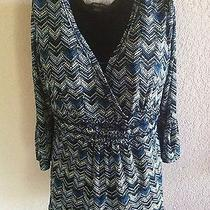 Macys style&co Knit Fashion Top Size Large Cute Look Photo