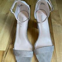 Madden Girl Beella Ankle Strap Heeled Sandals Heels Womens Size 9 Blush Photo
