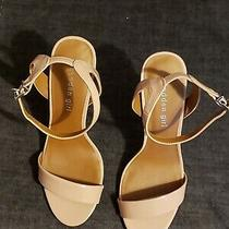 Madden Girl New Size 8 Strappy Heel Blush Nude Photo