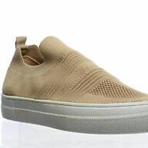 Madden Girl Womens Bravee Blush Knit Fashion Sneaker Size 7 (885753) Photo