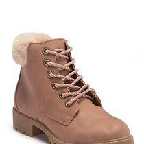Madden Girl Womens Frannkie Closed Toe Ankle Fashion Boots Blush Par Size  Oax Photo