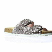 Madden Girl Womens Pleeas Blush Multi Sandals Size 6.5 (1231289) Photo