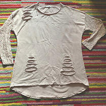 Made in Italy Blush Pink Sweatshirt One Size (Apx Up to 14) Photo