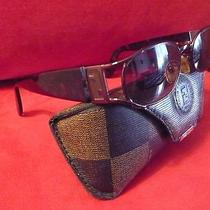 Made in Italy Fendi Sunglasses Fs 206 Chocolate Brown