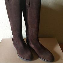 Madewell Archive Mahogany Suede Boots 9 Nib 298 Photo