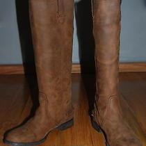 Madewell Archive Nubuck Leather Boot Mahogany / Women's Size 7 Photo