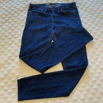 Madewell Blue Jeans  Skinny Stretch Size 27x32  Euc Photo