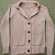 Madewell Blush Pink Sweater Blazer Size Xxs Photo