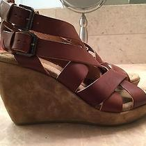 Madewell Brand New Wedge Sandals  Photo