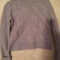 Madewell Cable Knit Sweater Photo