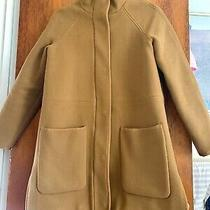 Madewell Cocoon Winter Coat Size Small Photo