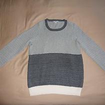 Madewell Cotton Sweater M Photo
