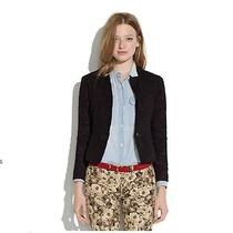 Madewell Cropped Lace Blazer Photo