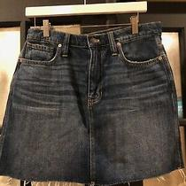 Madewell Denim Skirt Size 29 Photo
