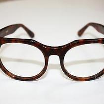 Madewell Han Kjobenhavn Paul Senior Eyeglasses Jcrew 134 Amber Clear Lens Photo