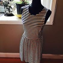 Madewell J. Crew Luxury Small Nautical Dress Photo
