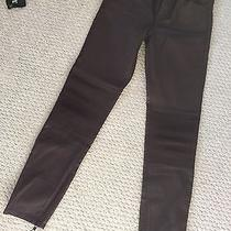 Madewell Jeans 26 Red Wine Photo