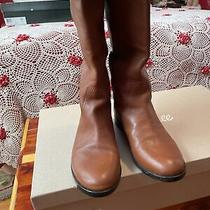 Madewell Knee High Boots Extended Calf Size 8 Photo