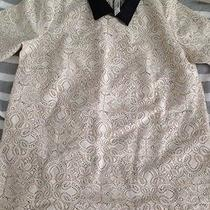 Madewell Lace Shirt Sz S Photo