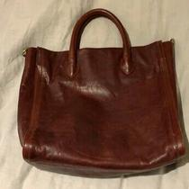 Madewell Leather Tote Photo