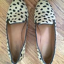 Madewell Leopard Print Loafers Photo