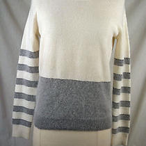 Madewell Mixer Sweater Size Xs Antique Cream  Photo