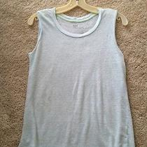 Madewell Modern Linen Muscle Tee Size S Photo