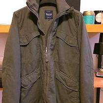Madewell Modern Military Jacket Size S B5858  Photo
