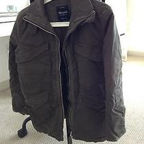 Madewell Modern Military Jacket Size Xs Photo