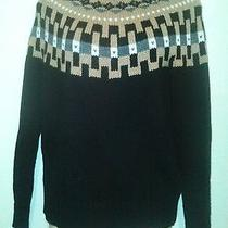 Madewell Modern  Slope  Sweater Size S  New  08284 Photo