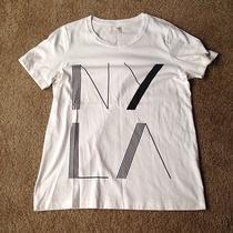 Madewell Ny La Graphic Tshirt L Photo