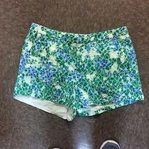 Madewell Painted Lacebloom Shorts Size 4 Photo
