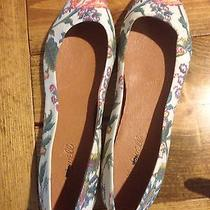 Madewell Paisley Flats Shoe Size 7.5 Photo