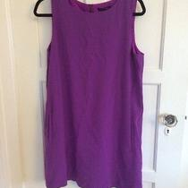 Madewell Purple Shift Dress Photo