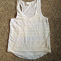 Madewell Sequine Tank White Medium Photo