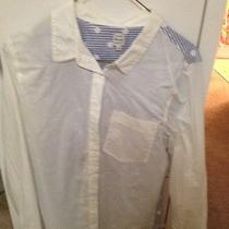 Madewell Shirt Size Large Photo