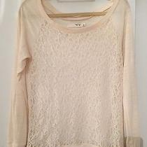 Madewell Shirt With Lace Front Photo