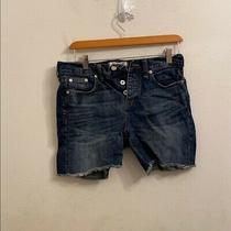 Madewell Size 24 Blue Jean Shorts Photo
