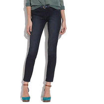Madewell Skinny Ankle Jeans in Azure Wash Brand New Size 24 Photo