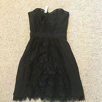 Madewell Strapless Lace Dress Sz. 0 Nwt 21729 Photo