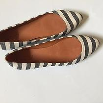 Madewell Striped Flats Photo