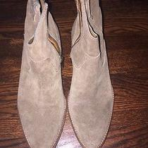 Madewell Suede Booties  Photo