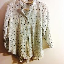 Madewell Summer Cotton Dot Shirt Photo
