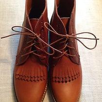 Madewell the Aberdeen Two-Tone Boot Size 7.5 Photo