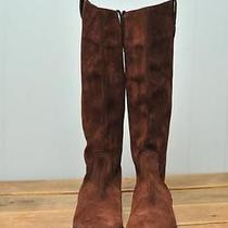 Madewell the Archive Boot in Suede 7 Mahogany 298 Photo