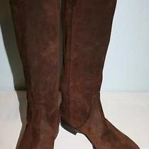 Madewell the Archive Boot in Suede 9 Mahogany 298 Photo