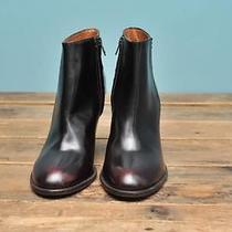 Madewell the Hadley Boot Wine 10 268 Photo