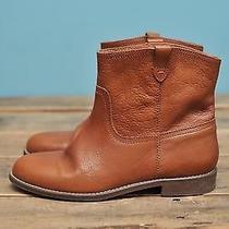 Madewell the Otis Boot Soft Mahogany 7 218 Photo